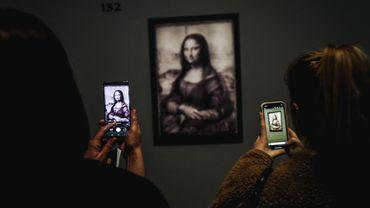 L'exposition consacrée à Léonard de Vinci au musée du Louvre a rassemblé près de 1,1 million de visiteurs