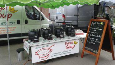 Les Saveurs de chez nous : Royal Soup à Blegny