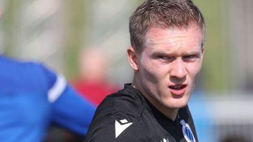 Thibault Vlietinck prêté par Bruges à OHL