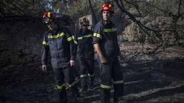 Grèce: les trois derniers Belges dont on était sans nouvelles également sains et saufs