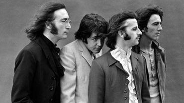 Les Beatles dans le Top 10
