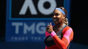 """Open d'Australie: """"Les mesures sanitaires n'affectent pas Serena Williams, qui vivait déjà dans une bulle auparavant"""""""
