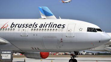 Brussels Airlines annonce une perte de 182millions d'euros au premier semestre à cause du coronavirus