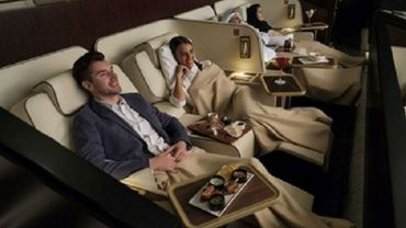 Un cinéma ultra luxueux ouvre à Dubaï
