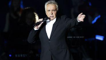 Après avoir fait des adieux à la chanson Michel Sardou, 72 ans, sera de retour en septembre au théâtr