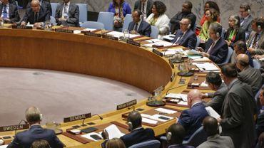 Le Conseil de Sécurité de l'ONU vote de nouvelles sanctions contre la Corée du Nord.