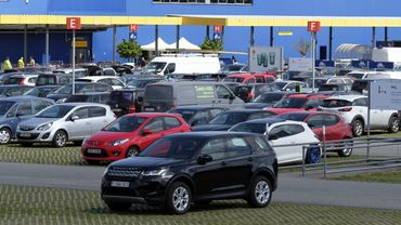 C'est la première fois que Statbel examine la possession de voitures par les ménages belges.