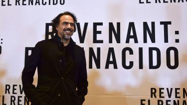 """Le cinéaste aux cinq oscars Alejandro Gonzalez Iñarritu, qui a réalisé des films comme """"Birdman"""", """"Babel"""" ou """"The Revenant"""", présidera en mai le jury du 72e Festival de Cannes."""