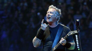 Metallica en concert dans votre salon!