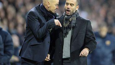 Altercation entre Staale Solbakken et Josep Guardiola