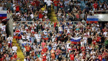 Les équipes de football du Kosovo et de la Russie ne peuvent plus se rencontrer
