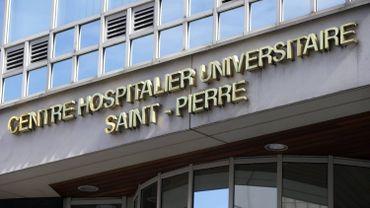 Un cas suspect d'Ebola est traité au CHU Saint-Pierre de Bruxelles