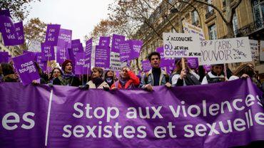 De 173.000 en 2016, les personnes s'estimant victimes d'abus sexuels sont passées à 265.000 l'an dernier, indiquent l'Observatoire national de la délinquance et des réponses pénales (ONDRP) et l'Insee.