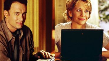 """""""Vous avez un message"""" : la cyber-relation de Tom Hanks et Meg Ryan !"""