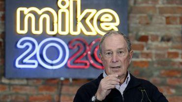 "Michael Bloomberg promet de transformer la Maison Blanche en ""open space"""