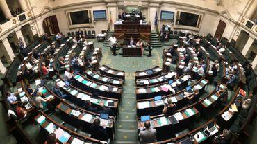 A la Chambre, début du marathon parlementaire d'avant les vacances