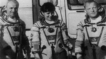 Svetlana Savitskaya, 2e femme dans l'espace