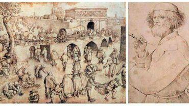 Dessins de Pieter Bruegel