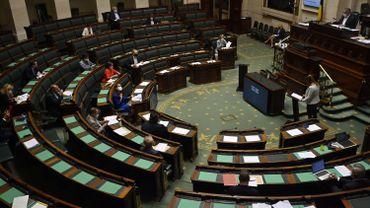 Prolongation du gouvernement Wilmès: suivez la séance plénière de la Chambre en direct à 14h15