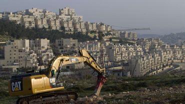 Le gouvernement Netanyahou multiplie les projets de construction dans les colonies en Cisjordanie occupée et à Jérusalem-Est.