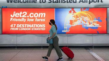 Londres: deux terroristes présumés arrêtés à l'aéroport de Stansted