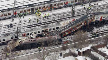La catastrophe ferroviaire de Buizingen, le 15/02/2010