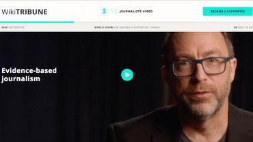Wikitribune veut réinventer la machine médiatique