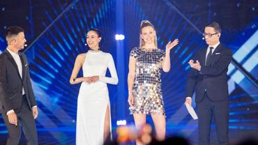 Les 4 présentateurs de l'Eurovision 2019