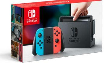 Dix millions de Nintendo Switch vendues dans le monde