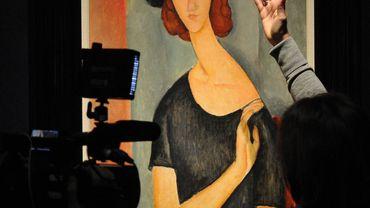 """""""Jeanne Hébuterne"""" de Modigliani"""