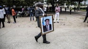 Charles Michel et Emmanuel Marcon invités aux funérailles d'Etienne Tshisekedi