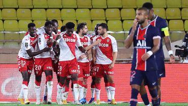 Monaco renverse le PSG, Rennes et Doku battus par Bordeaux
