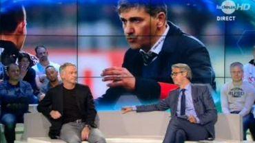 Marc Degryse et Rodrigo Beenkens dans le débat Felice Mazzu