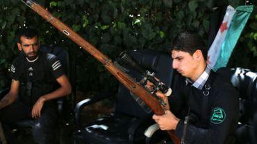 """Des militaires américains vont entraîner l'opposition syrienne """"modérée"""""""