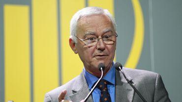 Jean Stéphenne, futur retraité, était l'invité d'Entrepremière.
