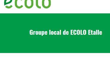 Ecolo Etalle: nouvelle tête de liste