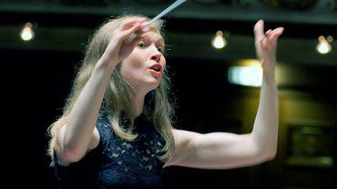 Mirga Grazinyte-Tyla, portrait d'une cheffe d'orchestre hors du commun