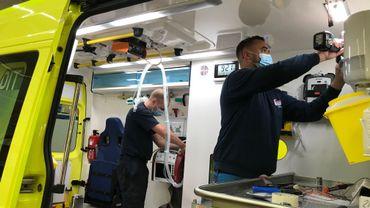 Covid-19: un purificateur d'air révolutionnaire pour les ambulances et autres véhicules