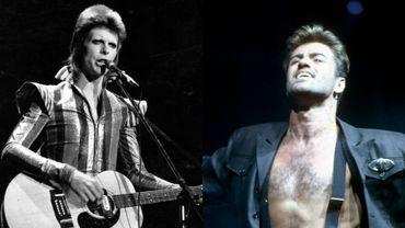 David Bowie/George Michael