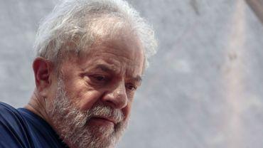 Luiz Inacio Lula da Silva, ex-président brésilien