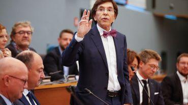 Les ministres wallons ont prêté serment devant le Parlement de Wallonie