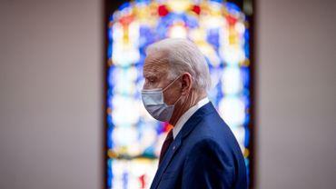 Etats-Unis: Joe Biden galvanisé par la pandémie et la colère noire de la rue ?