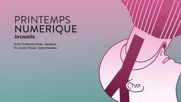 Le Printemps Numérique ce week-end à Bruxelles