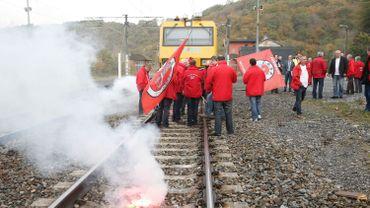 """La SNCB accélère les sanctions contre les grévistes """"sauvages"""""""