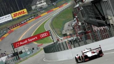 Le circuit F1 à Francorchamps a doublé son bénéfice en 2014.