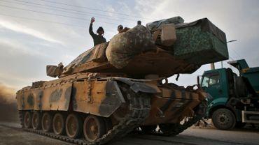 L'Allemagne et la France suspendent les exportations d'armes vers la Turquie: et la Belgique ?