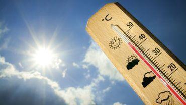 Le mois d'août a été marqué par une vague de chaleur intense