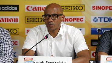 Fredericks suspendu à titre provisoire par l'IAAF pour des soupçons de corruption