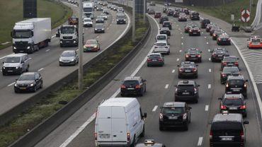 Evitez le ring extérieur de Bruxelles entre Woluwe Saint-Etienne et Grand-Bigard