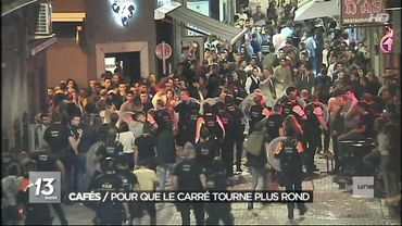 Les autorités liégeoises ne veulent plus de débordements comme il y en a eu encore ce week-end dans le Carré.